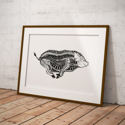 Hog – Vegan for LIFE