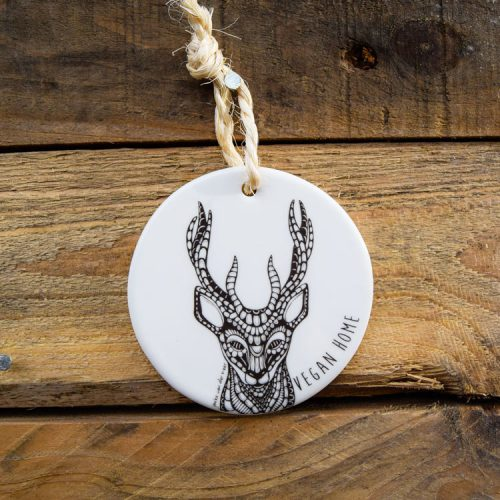 Vegan Home Token (Deer)