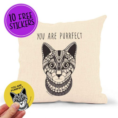 Pillowcase – Cat