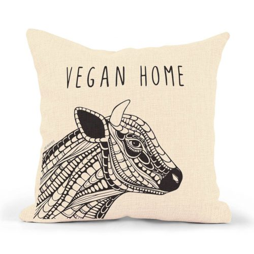 Pillowcase – Vegan Home Cow