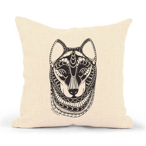 Pillowcase – Wolf