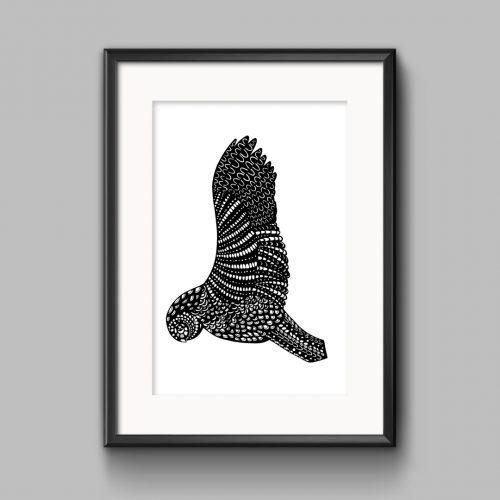 Artprint Falcon