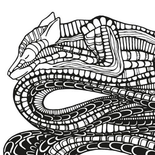 Artprint Fox