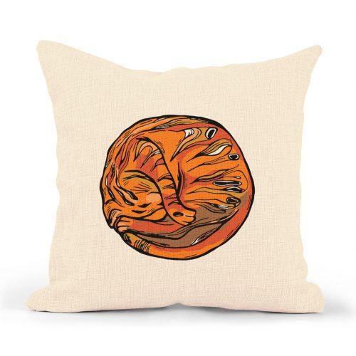 Pillowcase – Planet Cat