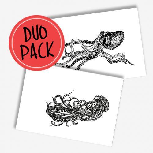 Duo Pack Artprints Ocean