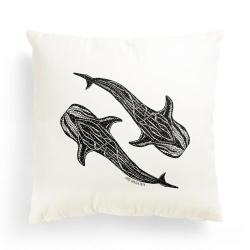 Pillowcase – Whalesharks