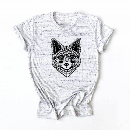 Shirt Fox (anti-fur) Size XS