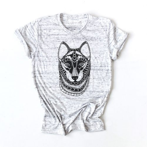 Shirt Wolf Size S