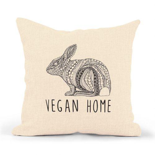Pillowcase – Vegan Home Bunny