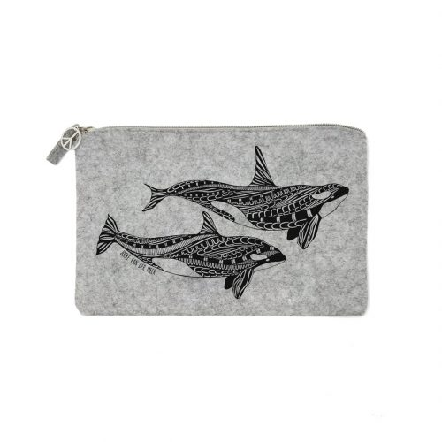 Pouch – Orca's
