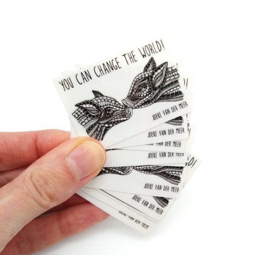 Stickers Piglets (15 pcs)