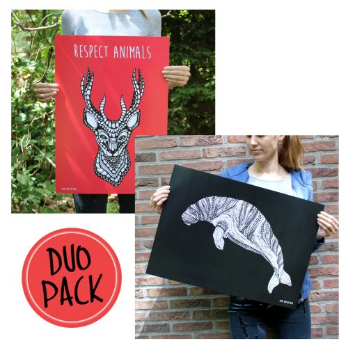 Duo Pack Posters (2 pcs)