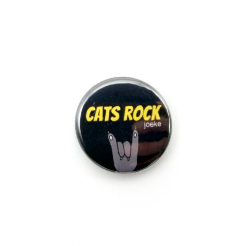 Pin – Cats Rock