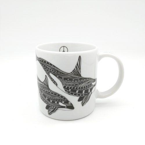 Mug Orca's