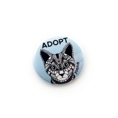 Pin – Adopt a cat