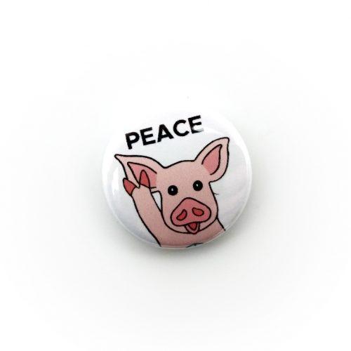 Pin – Pig Peace