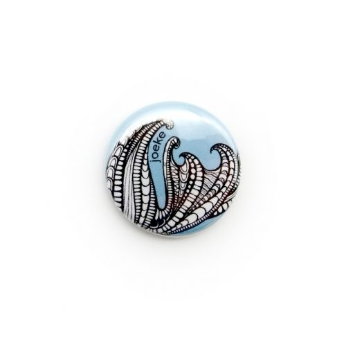 Pin – Blue Wave