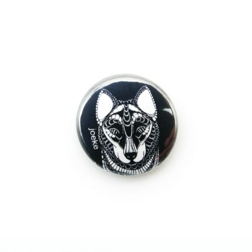 Pin – Wolf