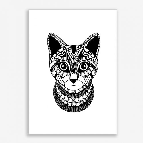Artprint Kitten