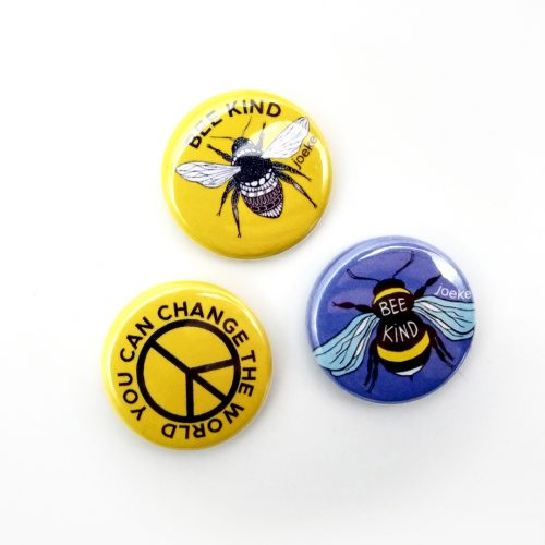 Pins – Bee Kind (3 pcs)