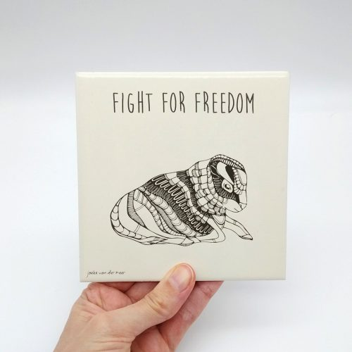 Tile Cow – Fight For Freedom