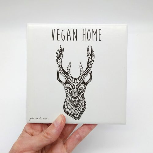 Tile Deer – Vegan Home