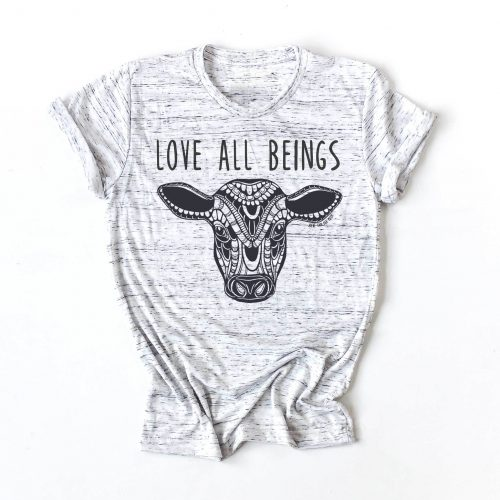 Shirt Love all beings