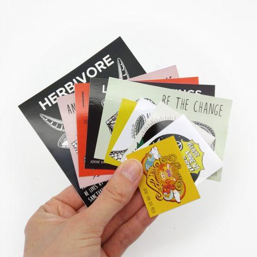 Sticker Pack Peace (10 pcs)