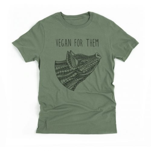 Shirt Vegan