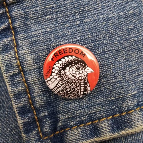 Pin – Chick Freedom