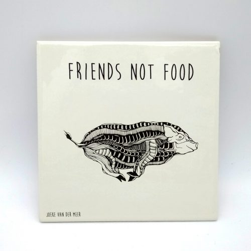 Tile Hog – Friends not Food