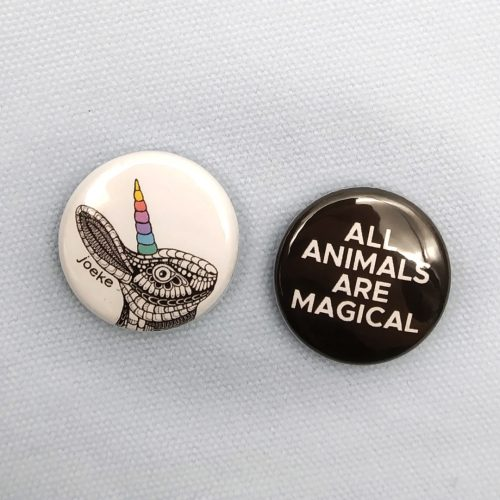 Pins – Magic (2pcs)