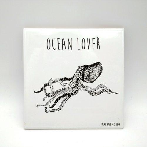 Tile Octo – Ocean Lover