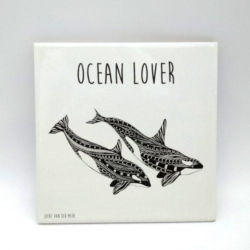 Tile Orca's – Ocean Lover