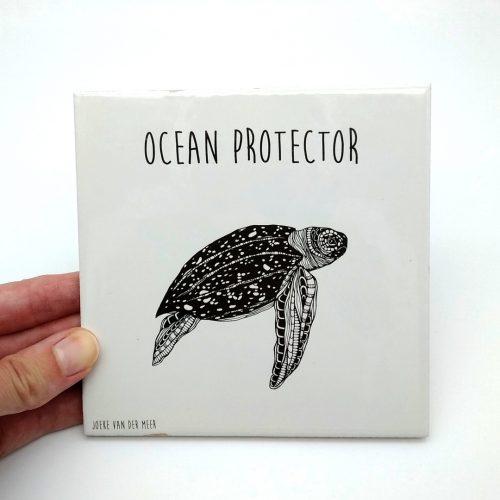 Tile Turtle – Ocean Protector