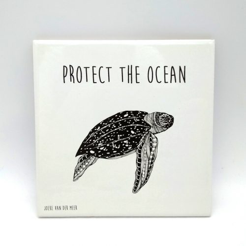 Tile Turtle – Protect The Ocean
