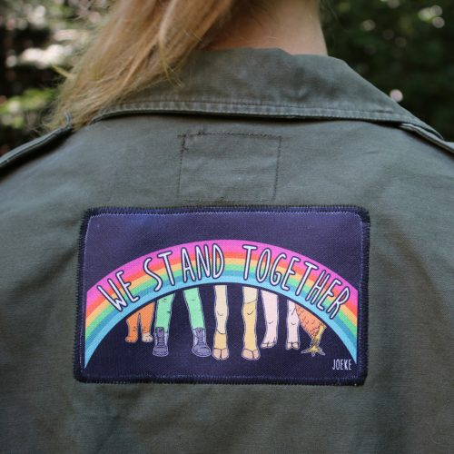 Jacket (Limited Edition) – Peace for all