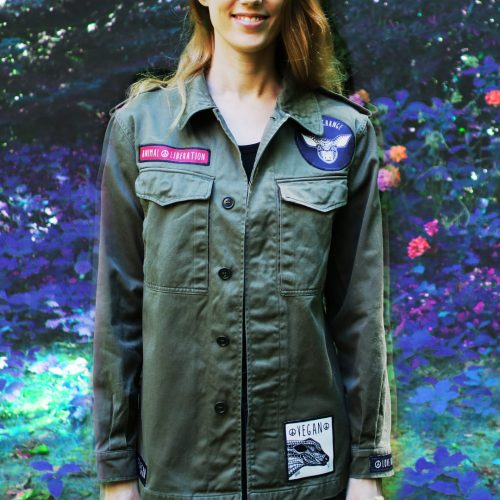 Jacket (Limited Edition) – Love all beings