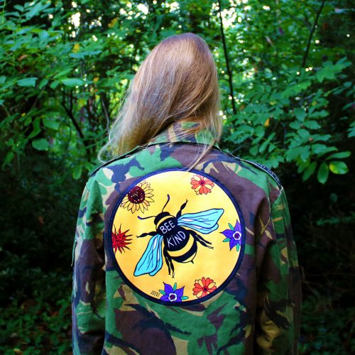 Jacket (Limited Edition) – Bee Kind (M)
