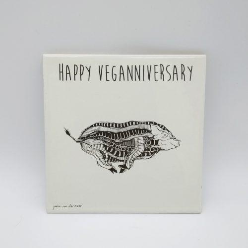Tile – Veganniversary Hog