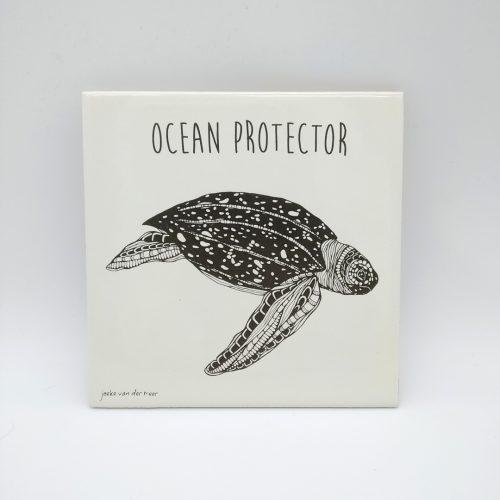 Tile – Turtle – Ocean protector (2)