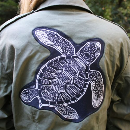 Jacket (Limited Edition) – Turtle Lover (L)