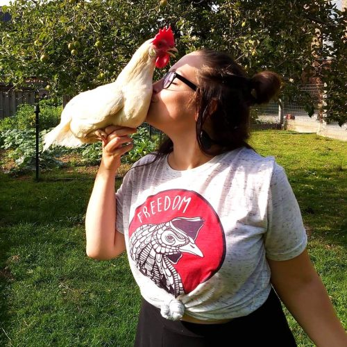 Shirt Chicken – Freedom