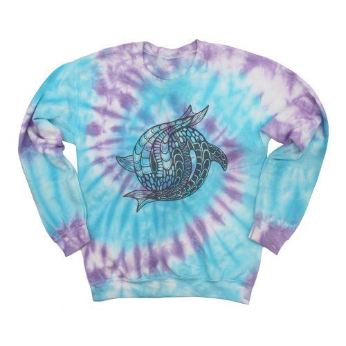 Tie Dye Sweatshirt XL
