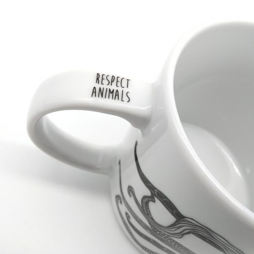 Mug Octo – Respect animals