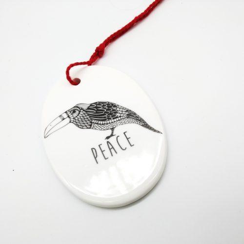 Token Toucan (peace)