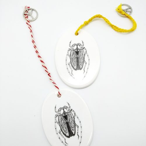 Tokens Insects (2 pcs)