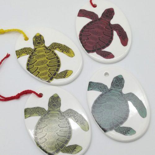 Tokens Turtles (4 pcs) Set2