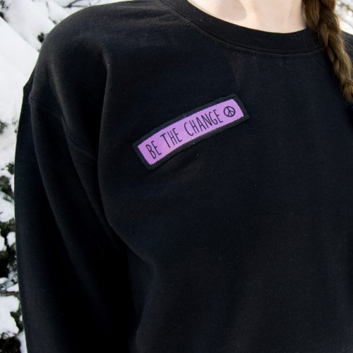 Sweater Be the change