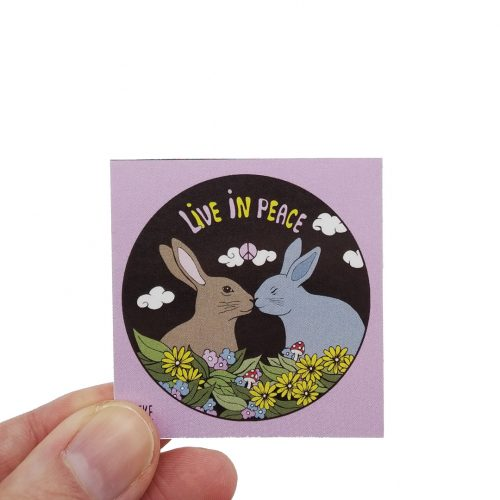 Stickers Bunnies (10 pcs)